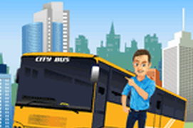 City Bus Public Transport Simulator 3D