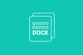 DOCX File Opener