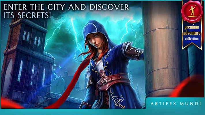 Enter the city and discover its secrets!