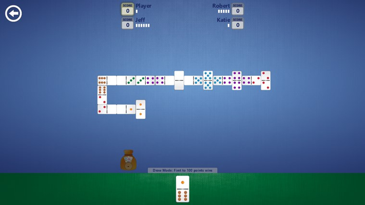 Dominoes for Windows 8