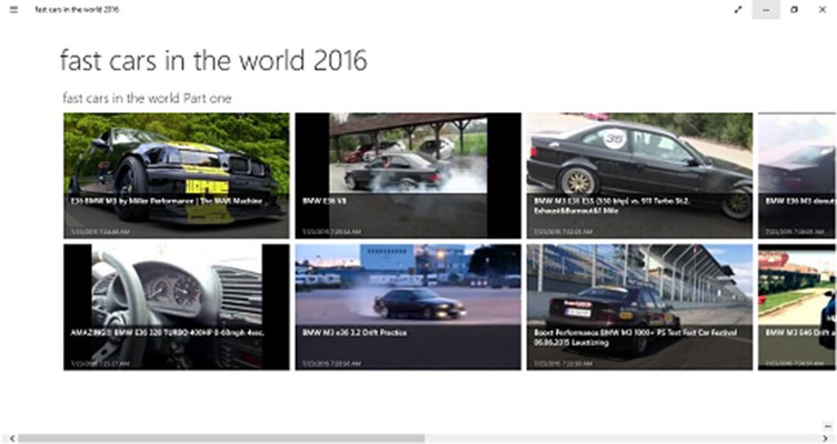fast cars in the world 2016 for Windows 8