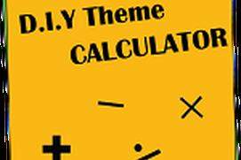 D.I.Y Theme Calculator