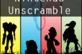 Nintendo Unscramble