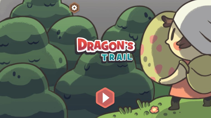 Dragon Egg Trail Map