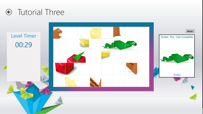 Infinite Puzzle for Windows 8