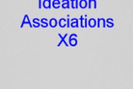 Ideation Associations X6