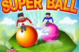 Super Ball Simulator
