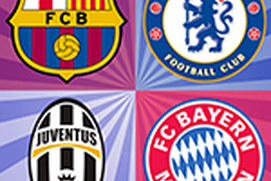The Football Logo Quiz 2