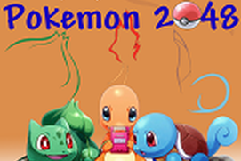 Pokemon 2048
