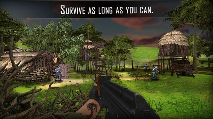 The Last Commando II for Windows 8