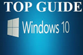 Top Guide For Windows 10