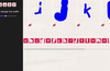create your own font. You can change the width of the pen