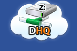 DriveHQ WebDAV Service