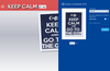Keep Calm Generator for Windows 8