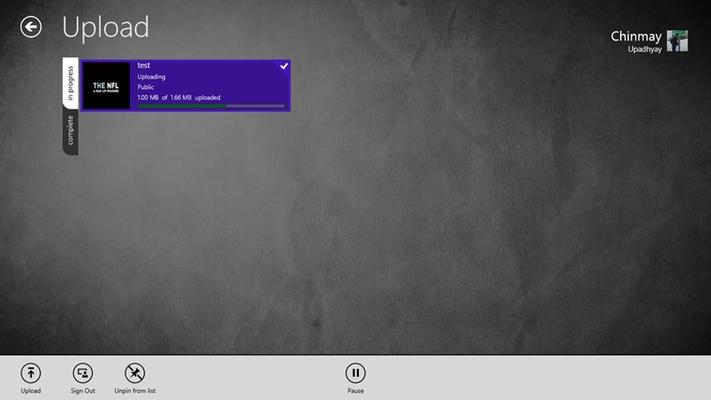 Tube + for Windows 8