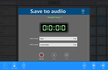 Save any song to MP3, MP4 or WMA