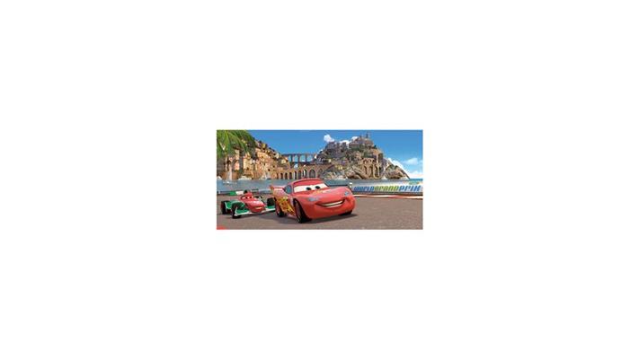 Cars Jigsaw Puzzle - Splash Screen