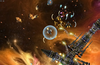 A heated battle for a cargo ship.