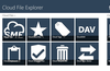 Cloud File Explorer for Windows 8
