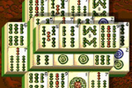 Mahjong Solitaire 8