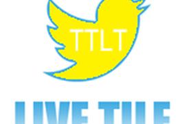 LIVE TILE for Twitter