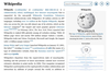Millions of Wikipedia articles at your fingertips.