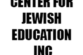 CENTER FOR JEWISH EDUCATION INC