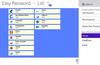 Easy Password Pro for Windows 8