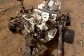 Mars Rover Curiosity Beta