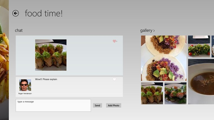 MyGroups for Windows 8