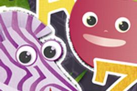 ABC Animal vs. Veggie Flash Cards