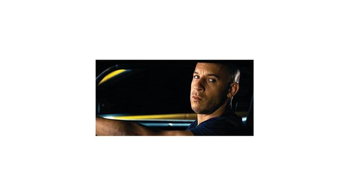 Vin Diesel - Fan Club Splash Screen