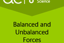 AC Physics: Balanced and Unbalanced Forces