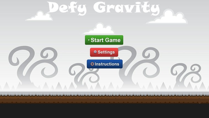 Defy Gravity for Windows 8