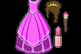 Princess Dress Up and Style