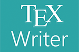 TexWriter