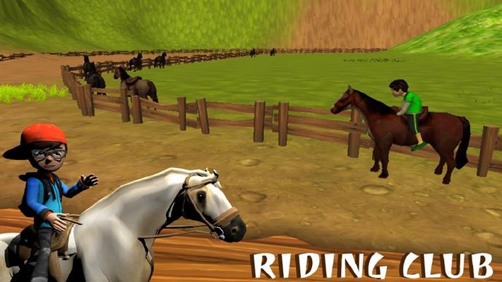 My Crazy Horse Simulator 3D for Windows 8