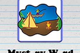 Camping Mysteryword