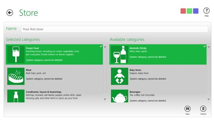 Personal Shopper for Windows 8