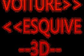 Voiture Esquive 3D