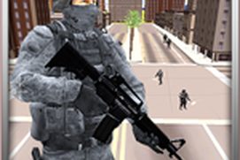 Commando City Strike