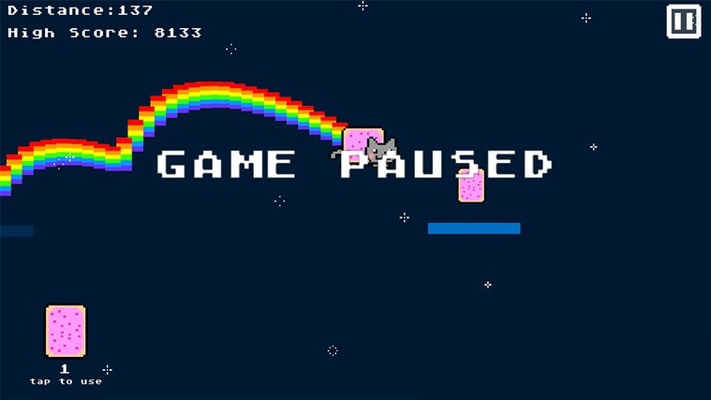 Nyan Cat The Game for Windows 8