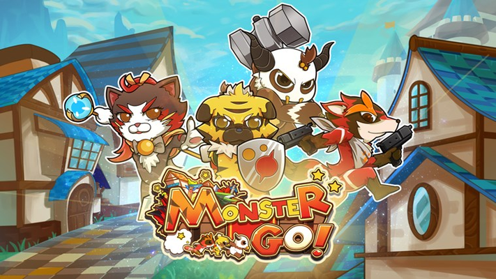 Monster GO! for Windows 8