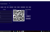 QR-Codes: Bulk-QR, Freetext, urls, contact information, phone number, sms, email-id, wifi, event, geolocations.