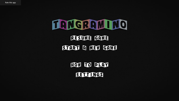 Tangramino - download it now!