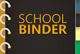 School Binder