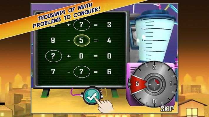 Thousands of Math Problems to Conquer!