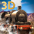 Train Driving Simulator 3D - Subway Rail Express