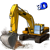 Sand Excavator Crane Sim - City Construction Builder