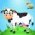 My Angry Cow Run Simulator 3D